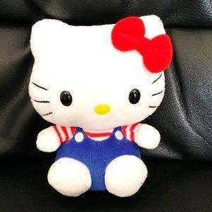 BOGO🌺Ty Beanie Babies Hello Kitty Small Plush